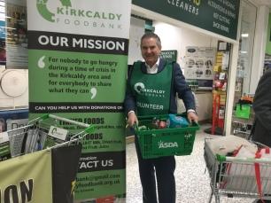 Kirkcaldy foodbank 1